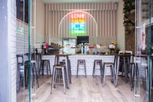 Sweet Concept Store di via Archimede 12 Milano