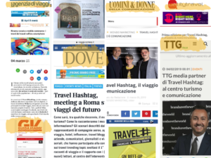 articoli Dove, TTG, Agenzia di Viaggi, Uomini e donne della comunicazione, Guida Viaggi